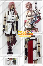 Final Fantasy XIII Lightning Cosplay custom-made 1092