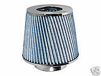 BLUE INDUCTION KIT AIR FILTER NISSAN 200SX 300ZX MICRA
