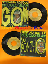 LP 45 7'' STEFANIA ROTOLO Go W poncho 1977 italy RCA BB 6106 cd mc dvd*