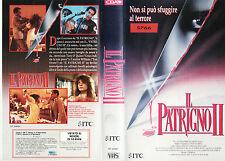 IL PATRIGNO II (1990) VHS