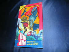 BIG JIM 9396 UNDERSEA ADVENTURE TAUCHER MATTEL OVP MIB MATTEL 1984