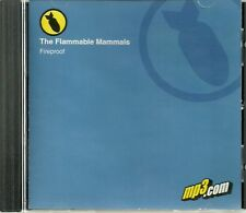 The Flammable Mammals rare Fireproof icy fingers Spankin The Monkey fembots