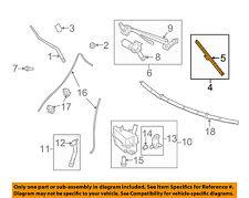 Infiniti NISSAN OEM 12-13 G37-Wiper Blade 28890JK67A