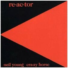 NEIL YOUNG RE AC TOR 1981 CD HARD ROCK NEW WAVE NEW
