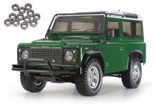 Tamiya Land Rover Defender 90 Crawler 1/10 Bausatz inkl. Kugellager - 58657KU