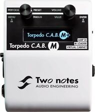 More details for two notes torpedo cab m+ virtual cabinet simulation pedal