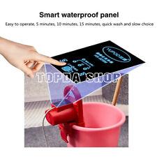 Gigi Mini Portable Washer Electric Clothes Washer for Dormitory Home 110V/220V