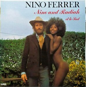 NINO FERRER Nino and Radiah et le sud - LP vinyle 33T WEA 58494