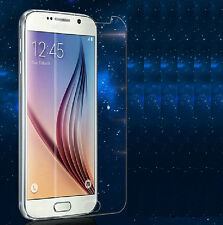 100% Genuine Tempered Glass Screen Protector Protection for Samsung Galaxy S6