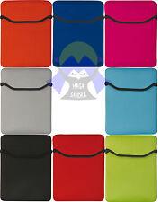 Custodia COVER Porta TABLET per iPAD compatibile AIR, MINI Calzino CASE Slim NEW