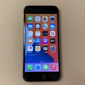 Apple iPhone 6S - 64GB - Gray (Unlocked) (Read Description) EE1072