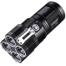 Nitecore TM26 4000 Lumen Tiny Monster Quadray Rechargeable LED Flashlight