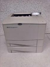 HP Laserjet 4000tn Monochrome Laser Printer No Network Adapter Page Count 263151