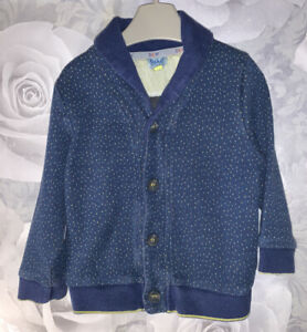 Boys Age 18-24 Months - Ted Baker Cardigan