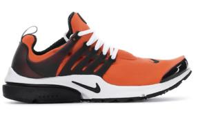 Nike Air Presto HALLOWEEN Orange Black White