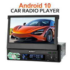 PUMPKIN 1 Din 7 Inch Android 10.0 Car Stereo GPS Radio WiFi Headunit Touchscreen