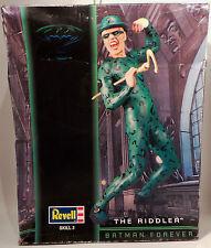 BATMAN FOREVER : THE RIDDLER MODEL KIT MADE BY REVELL IN 1996 - SKILL LEVEL 3