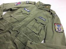 Polo Ralph Lauren Men Military Patch M-65 Field Jacket L XL 2XL Olive Hi Tech