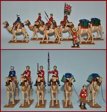 "Trophy of Wales ""Egypt & Sudan Wars - Camel Corps At A Walk"" Floca Collection"