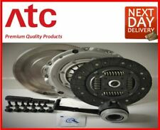 FORD FOCUS CLUTCH KIT AND FLYWHEEL SOLID MASS MK 2 1.8 TDCi 04 ONWARDS KKDA KKDB