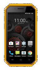 Aspera R8 - 16GB - Yellow Smartphone