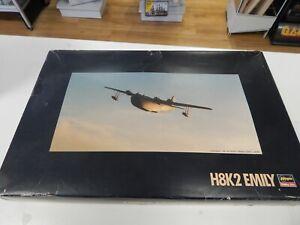 Hasagawa 1/72 scale model kit H8K2 Emily