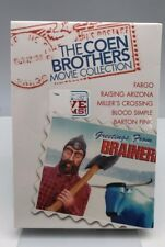 The Coen Brothers: Movie Collection DVD - Sealed! New!