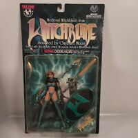 1998 Clayburn Moore Top Cow Medieval Witchblade Figure- Free Shipping!