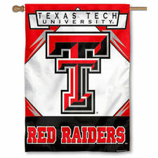 Texas Tech House Flag or Banner