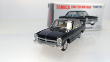 Tomica Limited Vintag   Scale 1:64   Nissan  Gloria  Super  Deluxe   Black   NEW