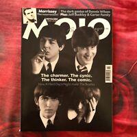 MOJO Magazine UK # 108 The Beatles Morrissey SMITHS Jeff BUCKLEY