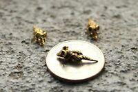 3 pcs Mouses Small Brass Animal Figurine Trinket Miniature