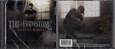 Brantley Gilbert 2019 CD ALBUM Fire & Brimstone