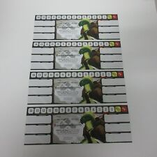 Catalyst Game Labs Dragonfire Lizardfolk Ranger 4/4 Promo X4 NEW