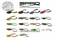 SPRO Bronzeye Frog Dean Rojas Topwater 65 Hollow Body - Pick
