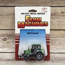 Retired Ertl Die Cast Metal Farm Implement Deutz-Allis 1/64 Toy 6260 Tractor