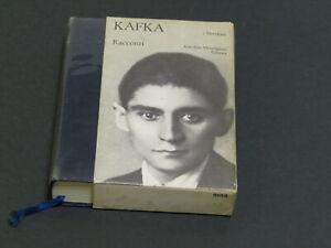 Kafka Franz. Racconti. Mondadori. 1970 - I. I MERIDIANI