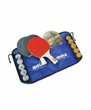 JOOLA Family Premium Table Tennis Bundle Set - 4 Regulation Ping Pong Paddles...