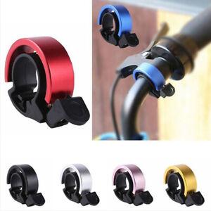 Aluminum Bicycle Bell Riding Handlebar Horn Sound Alarm Bell Bike Accessor Da