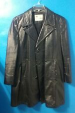 Lakeland Leather Jacket Coat XL 44 Basic Vintage