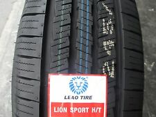 4 New 265/65R17 Inch Lion Sport HT Tires 265 65 17 R17 2657617 65R