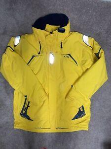 Gill OS2 Offshore / Coastal Sailing Jacket Yellow SIZE Xl