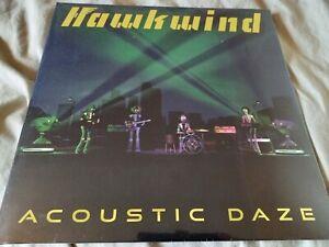 Hawkwind - Acoustic Daze - BRAND NEW VINTL LP (Sealed)