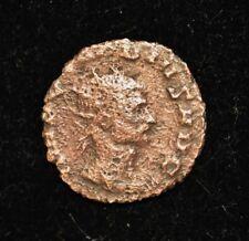 VICTORIUS ANCIENT ROMAN COIN FROM 240-410 AD - FINE CONDITION