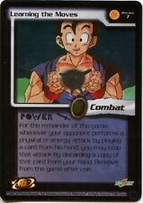 Learning The Moves Preview #7 Dragonball Z Dbz Holo-Foil Promo Card