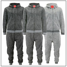 Mens Athletic 2-Piece Jogging Running Gym Casual Pants Fleece Track Suit Set