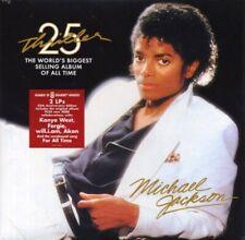Michael Jackson Thriller 25th Anniversary Edition Vinyl LP 88697233441