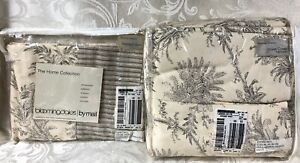 Bloomingdale's At Home Duchesses Collection Full Queen Duvet And Standard Sham