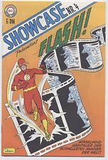 Showcase # 4-Flash-German reprint/Variant Dino editorial 2000-Top