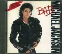 "o MICHAEL JACKSON ""Bad"" CD-Album"